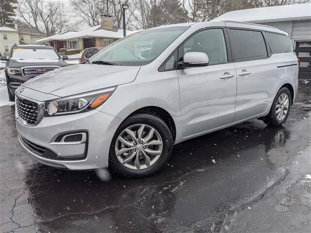 2020 Kia Sedona for sale at GAHANNA AUTO SALES in Gahanna OH