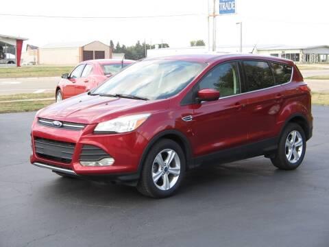 2014 Ford Escape for sale at Rochelle Motor Sales INC in Rochelle IL
