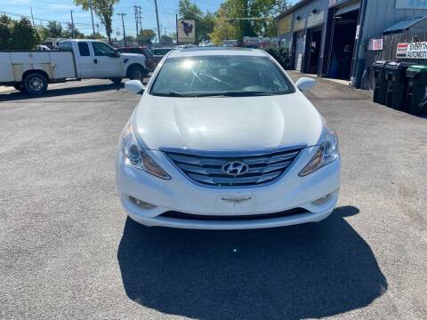 2011 Hyundai Sonata for sale at Everything Automotive in Tonawanda NY
