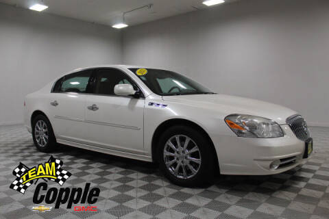 2011 Buick Lucerne for sale at Copple Chevrolet GMC Inc in Louisville NE
