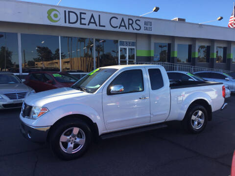 2006 Nissan Frontier for sale at Ideal Cars Apache Junction in Apache Junction AZ