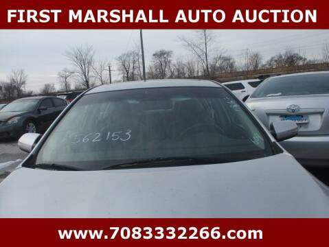 2012 Nissan Altima for sale at First Marshall Auto Auction in Harvey IL