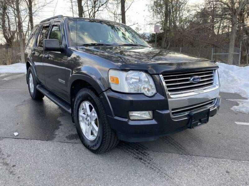 2007 Ford Explorer for sale at PM Auto Group LLC in Chantilly VA