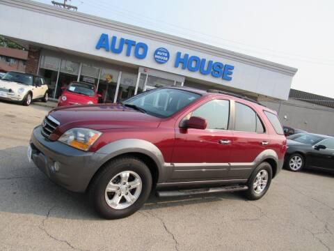 2007 Kia Sorento for sale at Auto House Motors in Downers Grove IL