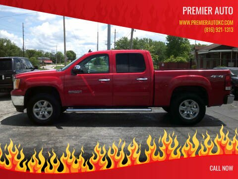2011 GMC Sierra 1500 for sale at Premier Auto in Independence MO