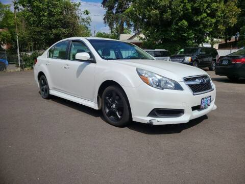 2013 Subaru Legacy for sale at Universal Auto Sales in Salem OR