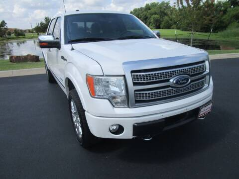 2012 Ford F-150 for sale at Oklahoma Trucks Direct in Norman OK
