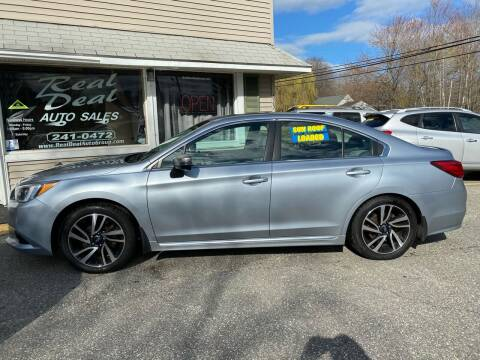 2017 Subaru Legacy for sale at Real Deal Auto Sales in Auburn ME