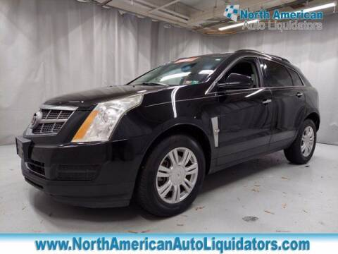 2012 Cadillac SRX for sale at North American Auto Liquidators in Essington PA