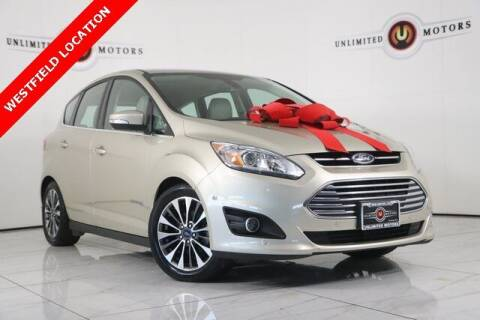 2017 Ford C-MAX Hybrid for sale at INDY'S UNLIMITED MOTORS - UNLIMITED MOTORS in Westfield IN