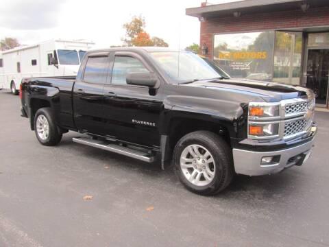 2014 Chevrolet Silverado 1500 for sale at Key Motors in Mechanicville NY