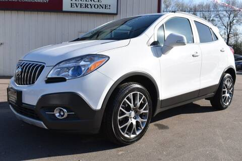 2016 Buick Encore for sale at Dealswithwheels in Inver Grove Heights/Hastings MN