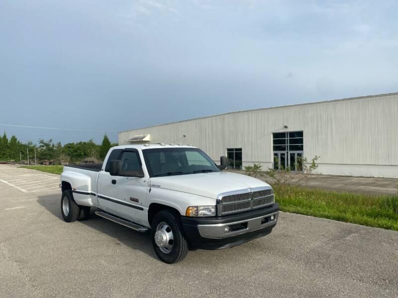1999 Dodge Ram Pickup 3500 for sale at Prestige Auto of South Florida in North Port FL