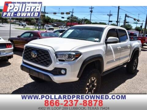 2020 Toyota Tacoma for sale at South Plains Autoplex by RANDY BUCHANAN in Lubbock TX