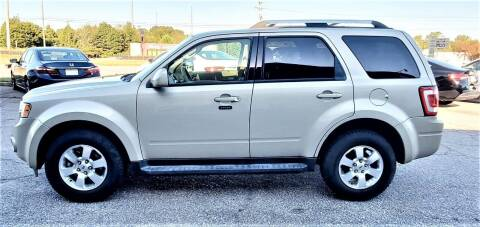 2012 Ford Escape for sale at Square 1 Auto Sales - Commerce in Commerce GA