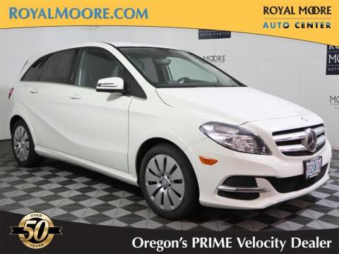 2014 Mercedes-Benz B-Class for sale at Royal Moore Custom Finance in Hillsboro OR