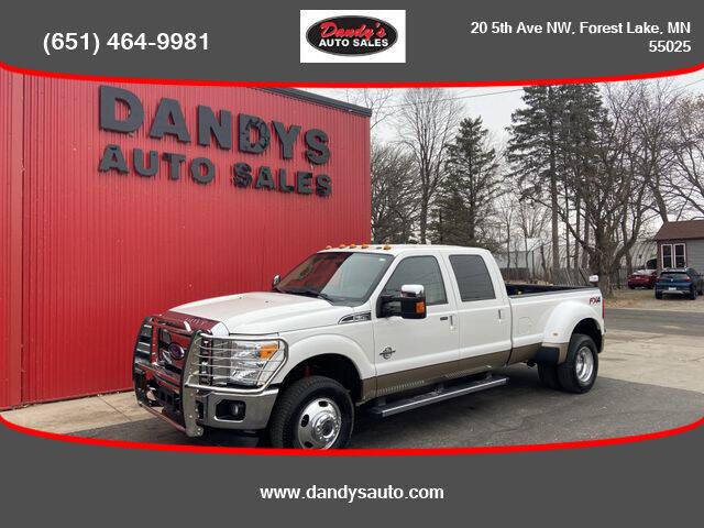 2014 Ford F-350 Super Duty for sale at Dandy's Auto Sales in Forest Lake MN