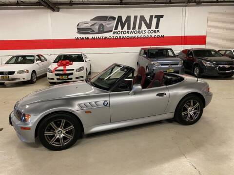 1996 BMW Z3 for sale at MINT MOTORWORKS in Addison IL