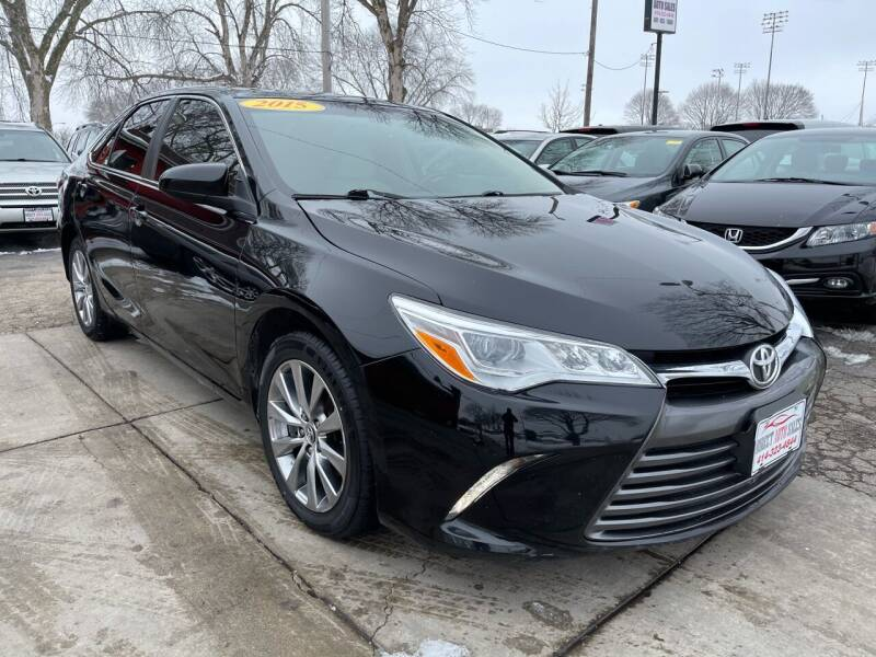 2015 Toyota Camry for sale at Direct Auto Sales in Milwaukee WI