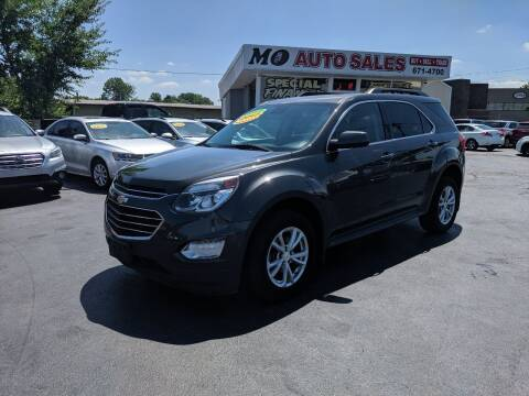 2017 Chevrolet Equinox for sale at Mo Auto Sales in Fairfield OH