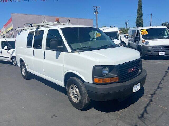 2007 GMC Savana Cargo for sale at Auto Wholesale Company in Santa Ana CA