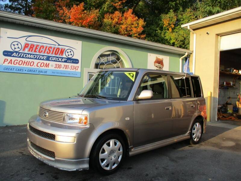 2004 Scion xB for sale at Precision Automotive Group in Youngstown OH