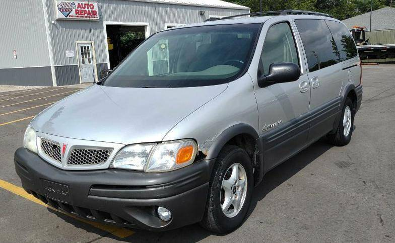 2003 Pontiac Montana for sale at Hilltop Auto in Prescott MI