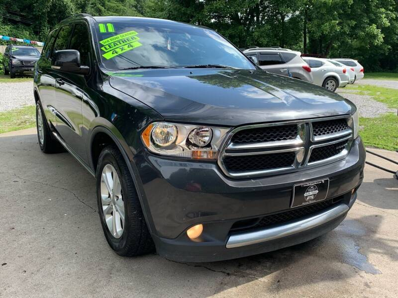 2011 Dodge Durango for sale at Day Family Auto Sales in Wooton KY