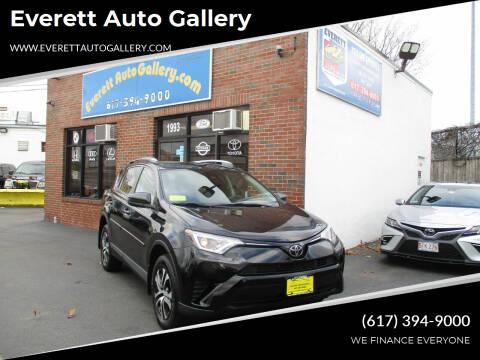 2017 Toyota RAV4 for sale at Everett Auto Gallery in Everett MA