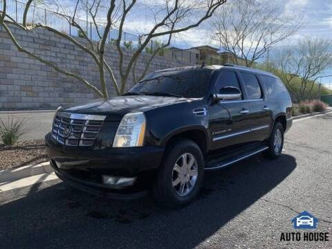 2007 Cadillac Escalade ESV for sale at MyAutoJack.com @ Auto House in Tempe AZ