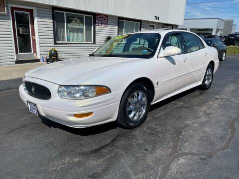 2005 Buick LeSabre for sale at Shermans Auto Sales in Webster NY