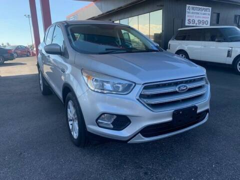2017 Ford Escape for sale at JQ Motorsports East in Tucson AZ