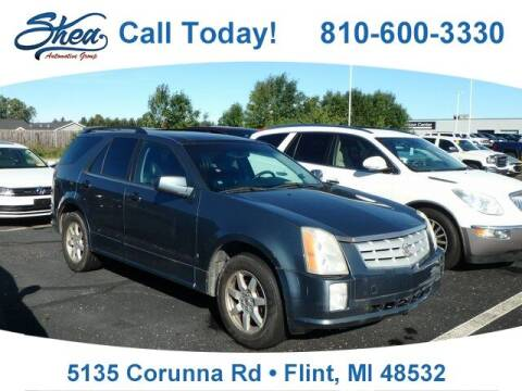 2006 Cadillac SRX for sale at Erick's Used Car Factory in Flint MI