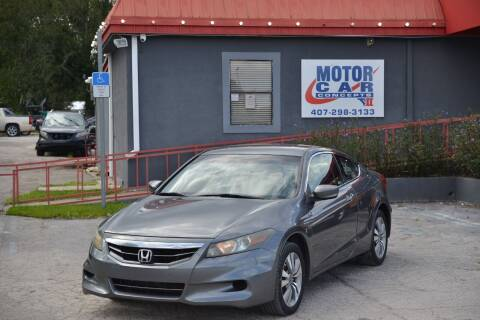 2011 Honda Accord for sale at Motor Car Concepts II - Colonial Location in Orlando FL