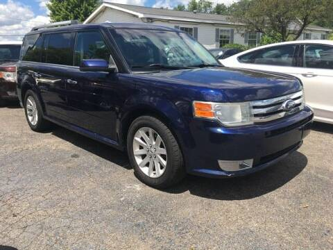2011 Ford Flex for sale at Paramount Motors in Taylor MI