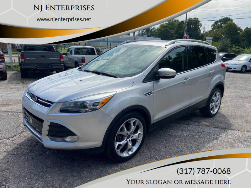 2014 Ford Escape for sale at NJ Enterprises in Indianapolis IN