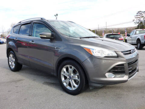 2014 Ford Escape for sale at Viles Automotive in Knoxville TN