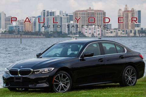 2020 BMW 3 Series for sale at PAUL YODER AUTO SALES INC in Sarasota FL