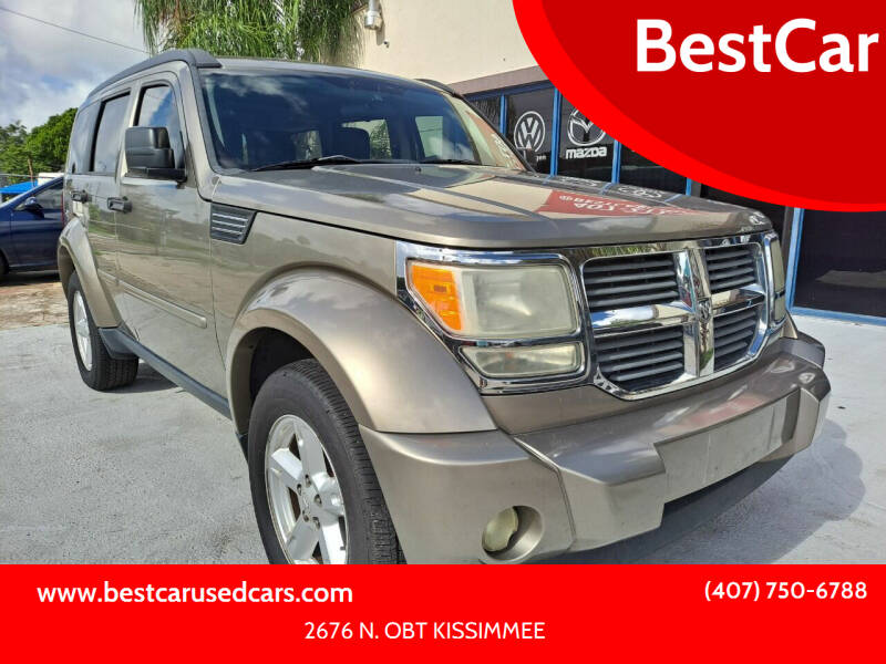 2007 Dodge Nitro for sale at BestCar in Kissimmee FL