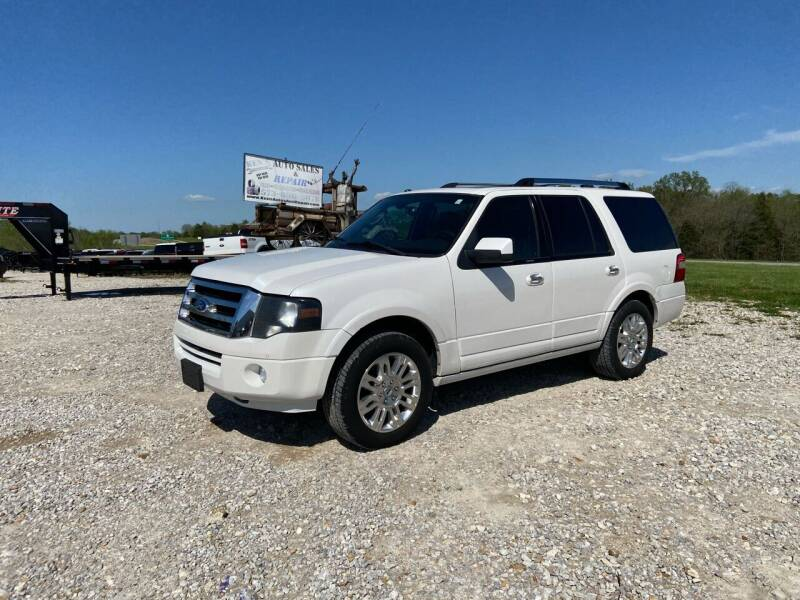 2012 Ford Expedition for sale at Ken's Auto Sales & Repairs in New Bloomfield MO