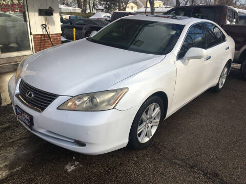 2008 Lexus ES 350 for sale at New Wheels in Glendale Heights IL
