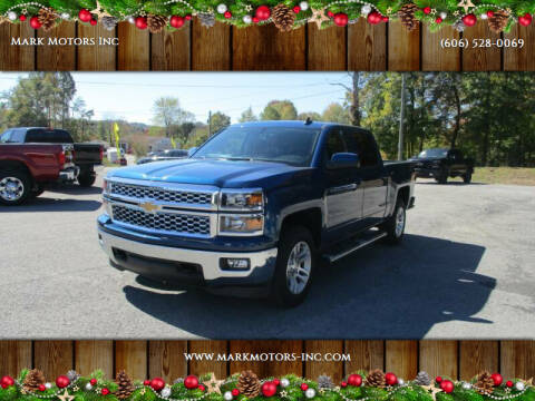 2015 Chevrolet Silverado 1500 for sale at Mark Motors Inc in Gray KY
