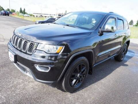 2018 Jeep Grand Cherokee for sale at Karmart in Burlington WA