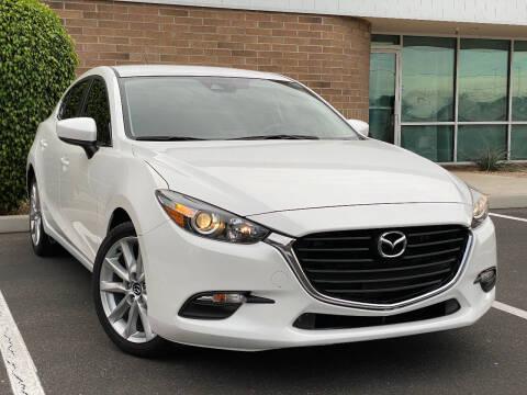 2017 Mazda MAZDA3 for sale at AKOI Motors in Tempe AZ