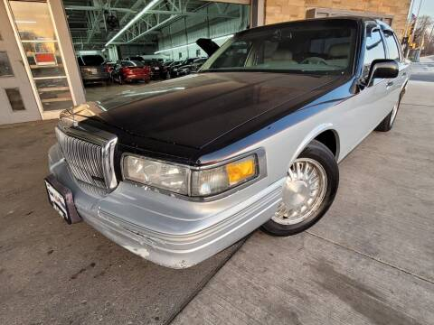 1997 Lincoln Town Car for sale at Car Planet Inc. in Milwaukee WI