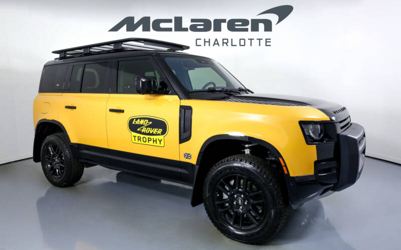 2022 Land Rover Defender for sale in Charlotte, NC