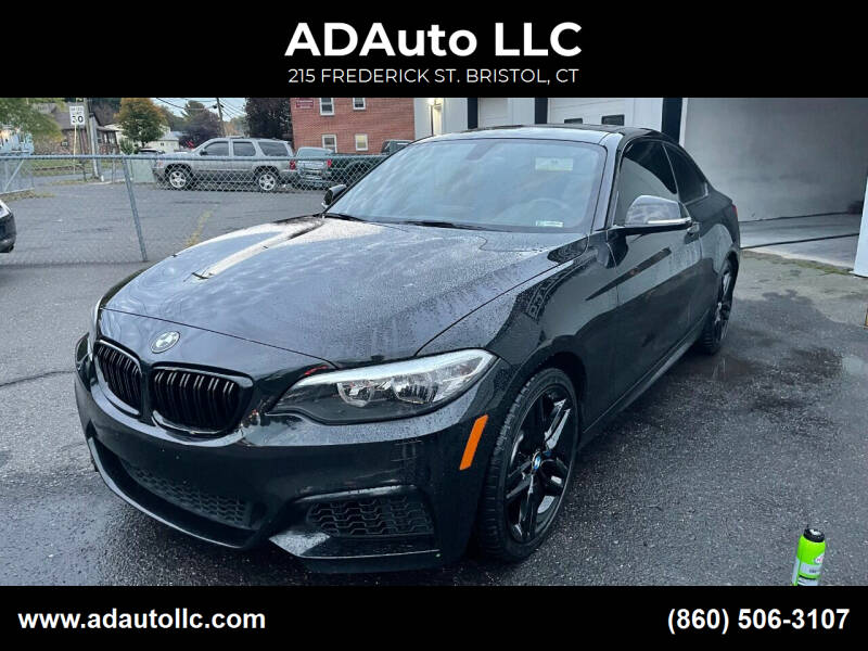 2015 BMW 2 Series for sale at ADAuto LLC in Bristol CT