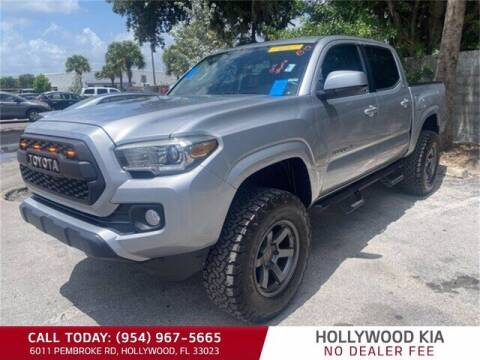 2016 Toyota Tacoma for sale at JumboAutoGroup.com in Hollywood FL