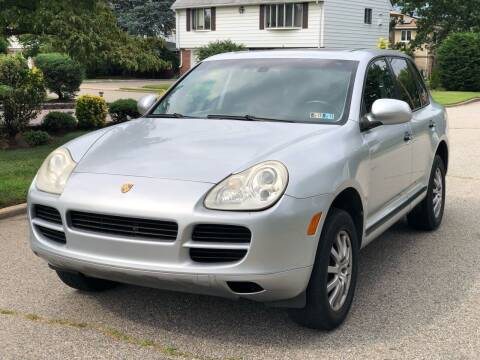 2005 Porsche Cayenne for sale at MAGIC AUTO SALES in Little Ferry NJ