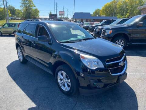 2012 Chevrolet Equinox for sale at Auto Choice in Belton MO